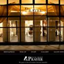 美容院Prayer様ホームページ
